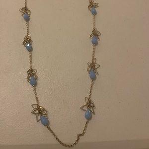 Francesca's Periwinkle Necklace